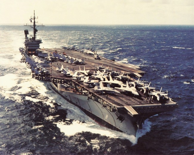 US Navy Carrier-Mesothelioma
