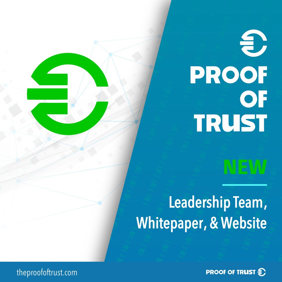 Proof of Trust Announces Rebrand of Legacy iCash