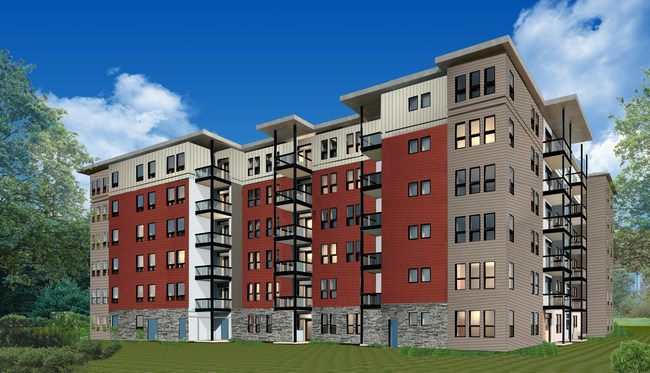 Rendering of Latitude at South Portland