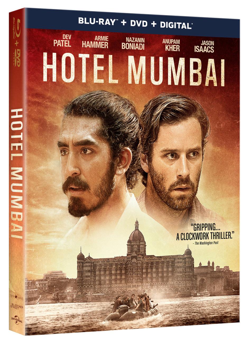 Universal Pictures Home Entertainment: Hotel Mumbai