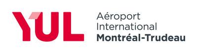 Logo : YUL Aéroport international Montréal-Trudeau (Groupe CNW/Aéroports de Montréal)