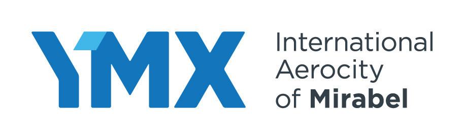 Logo: YMX International Aerocity of Mirabel (CNW Group/Aéroports de Montréal)