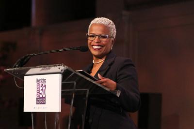 Carolynn Johnson, CEO of DiversityInc, Photo Credit: Natural Expressions NY