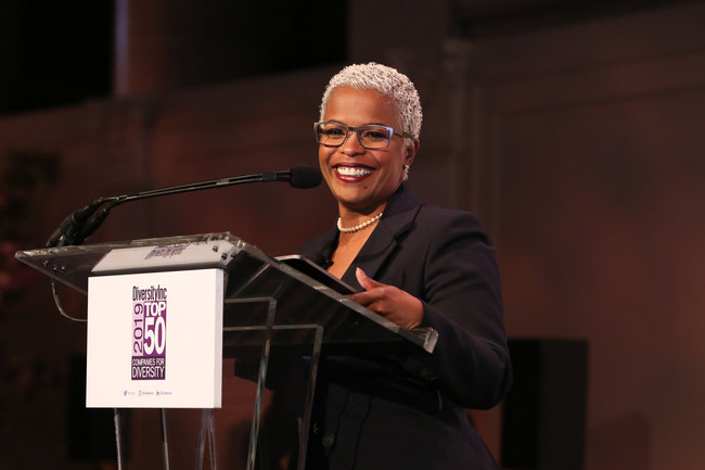 Carolynn Johnson, CEO of DiversityInc, Photo Credit: Natural Expressions NY