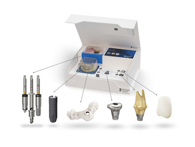 Azento™ box including components