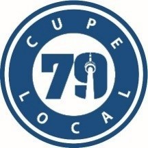 Logo: CUPE Local 79 (CNW Group/Canadian Union of Public Employees (CUPE))