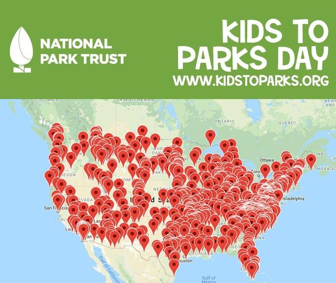 (PRNewsfoto/National Park Trust)
