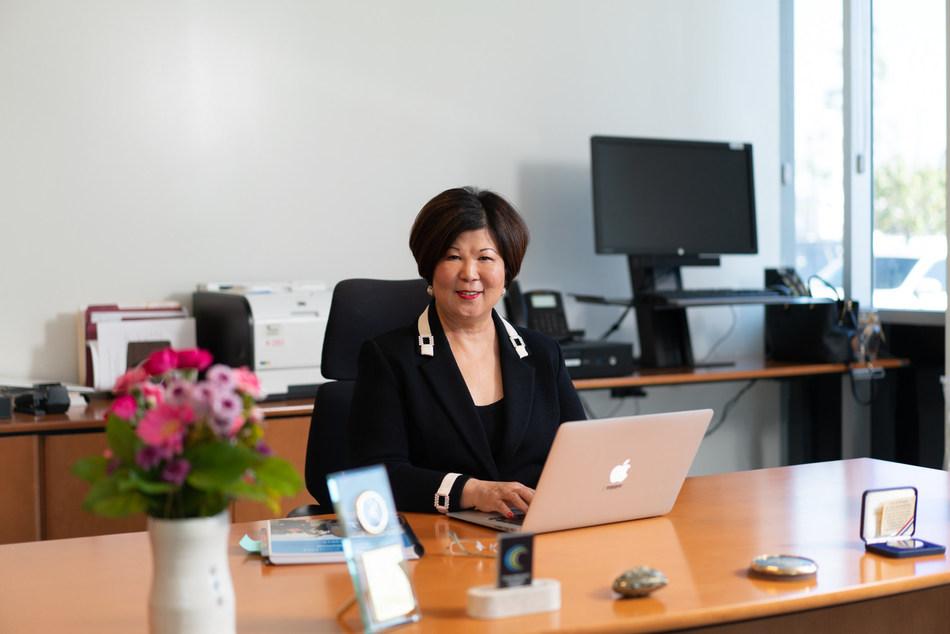Dr. Loretta Adrian, Ph.D., President of Coastline College