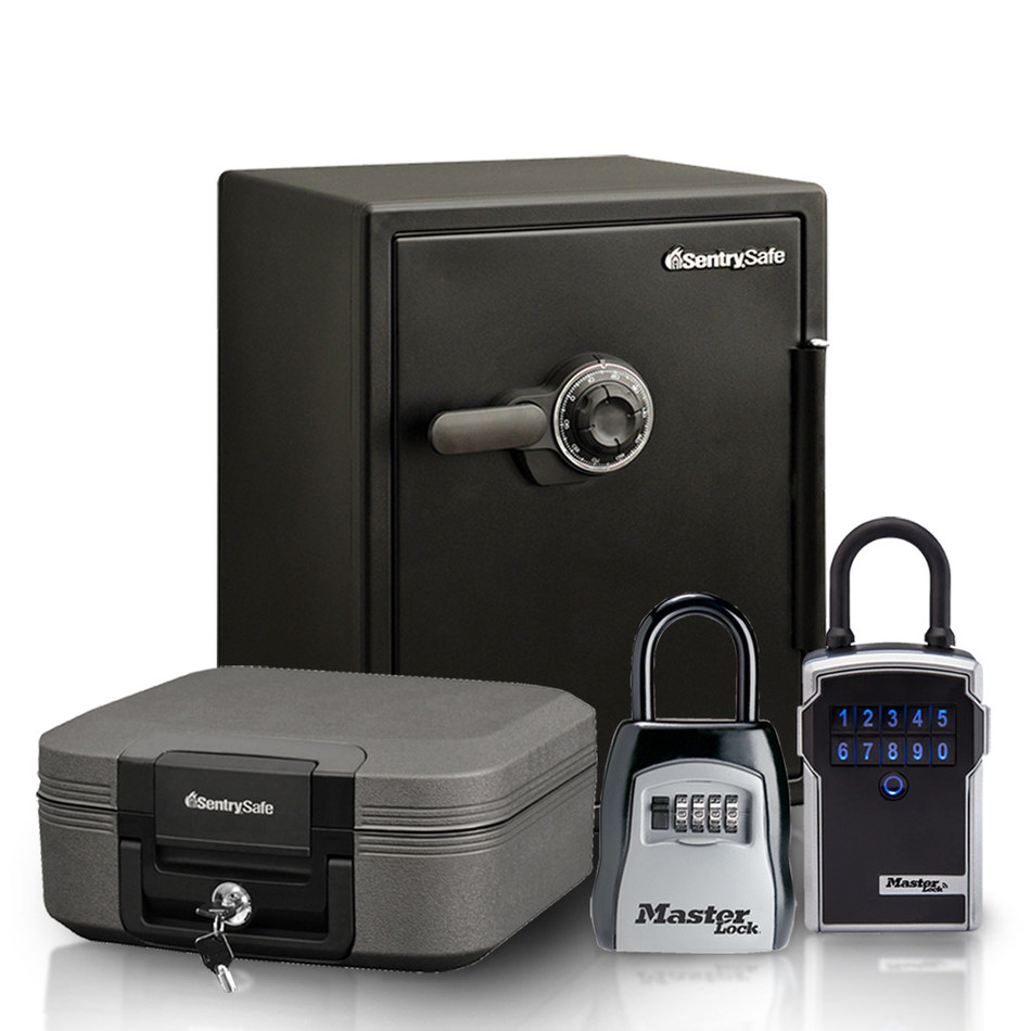 Whether you live in an area that's susceptible to natural disasters, or just looking to put an emergency plan in place, The Master Lock Company, a trusted name in security for nearly 100 years, offers a full suite of security solutions that offer enhanced durability, reliability and security no matter the environment or circumstances.