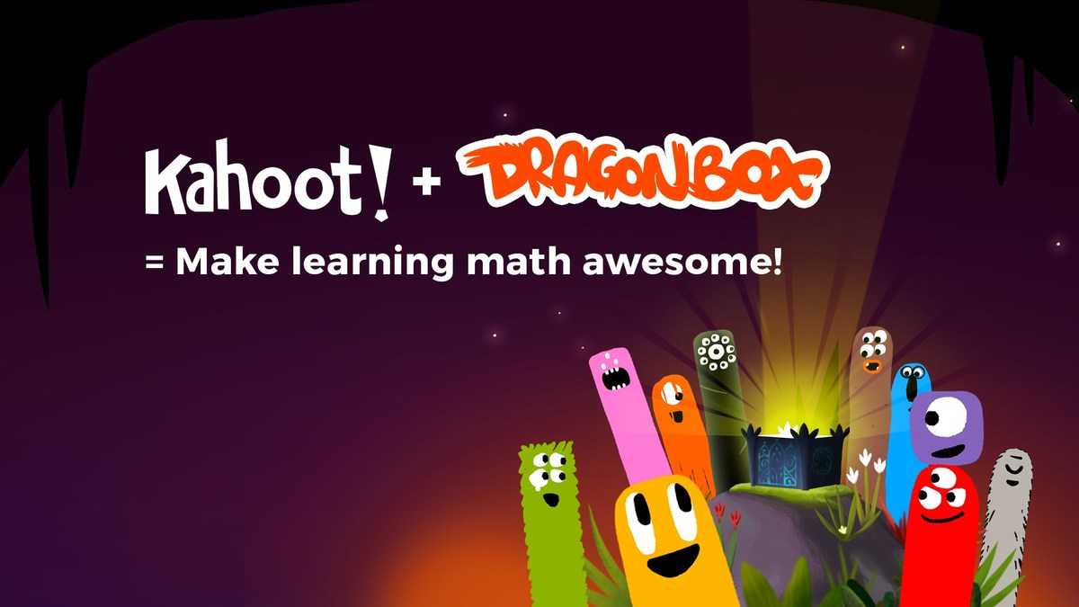 Kahoot! and DragonBox join forces to create an awesome math learning