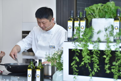 Olive Oils From Spain's World Tour Visits Shanghai