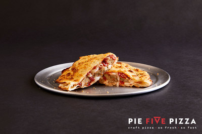Pie Five launches Calzones