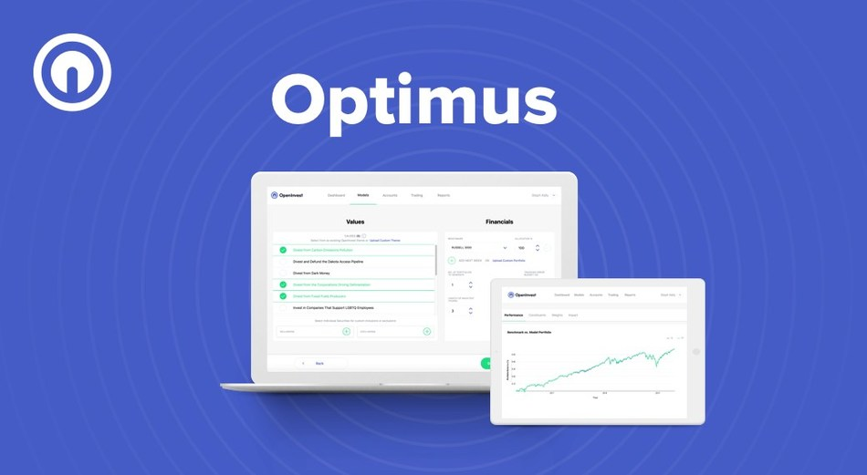 OpenInvest Launches 'Optimus' For Advisers
