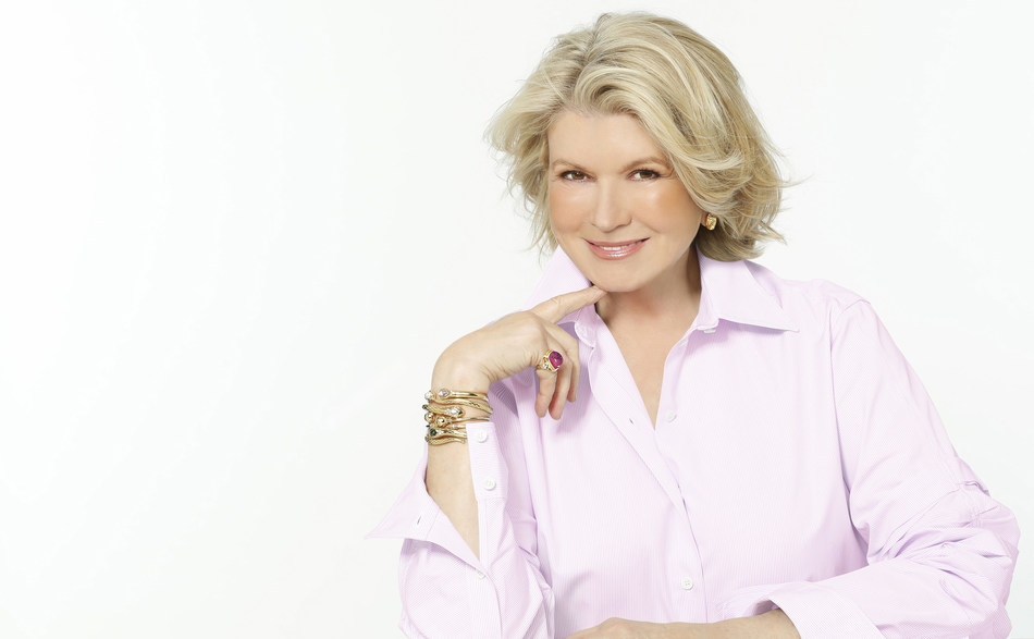Martha Stewart (CNW Group/Civilized Worldwide Inc. (Civilized))