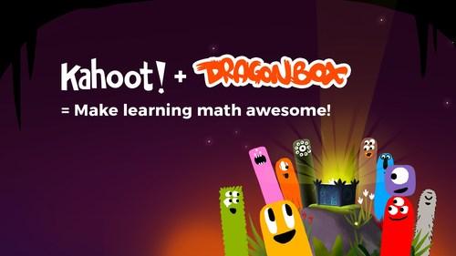 Kahoot!, acquérant DragonBox, rend passionnant l'apprentissage des mathématiques!