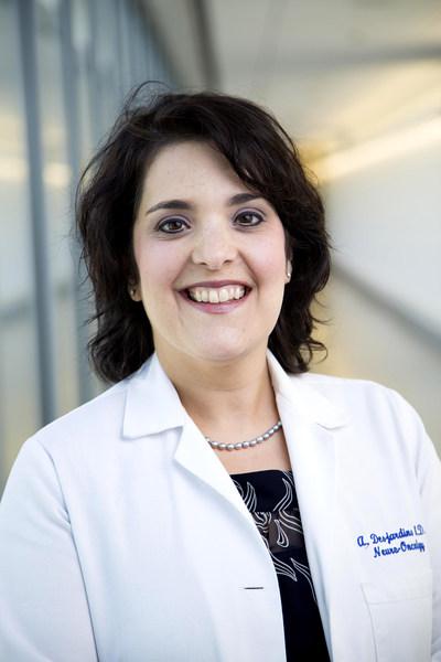 Dr. Annick Desjardins, Researcher and Neuro-oncologist, The Preston Robert Tisch Brain Tumor Center, Duke University.