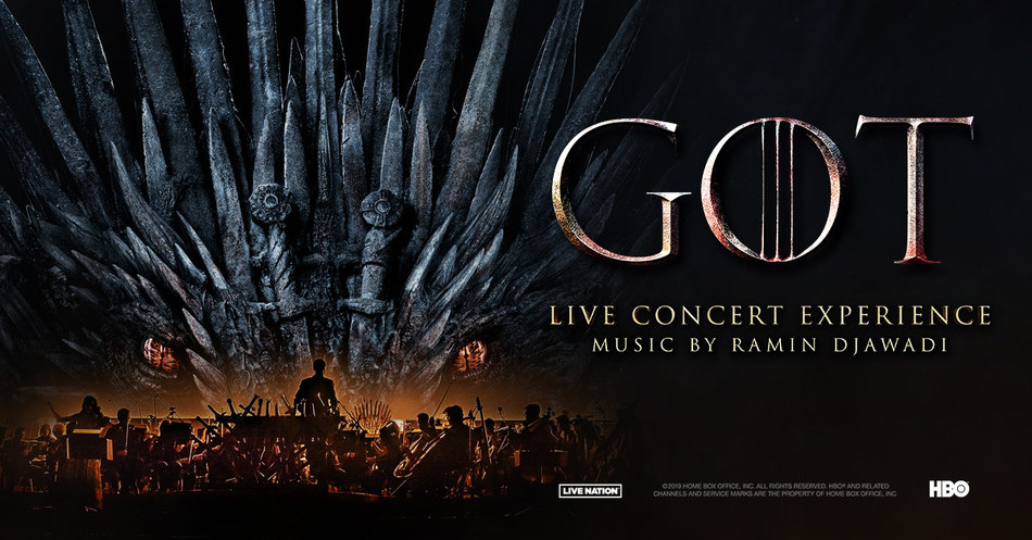 Critically Acclaimed Game Of Thrones® Live Concert Experience to Return For Fall 2019 North American Amphitheater Tour