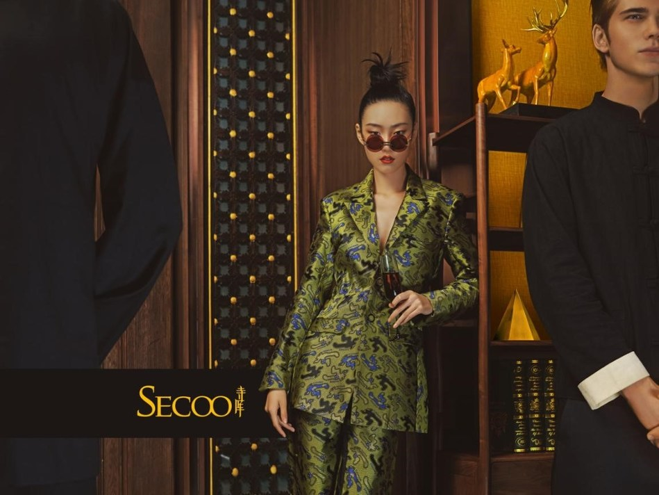 SECOO joint hands with LUISAVIAROMA(LVR), bring global goodliness to customers.