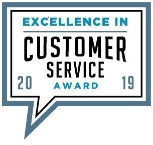 Customer Service Award Logo