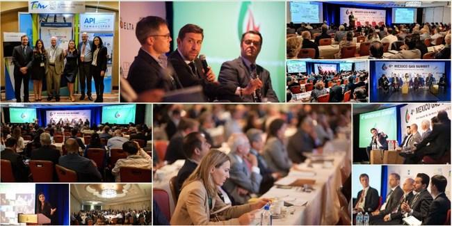 5th Mexico Gas Summit in San Antonio Texas on May 29-30, 2019.