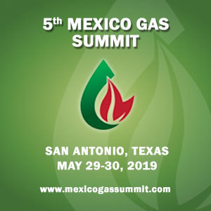 5th Mexico Gas Summit on May 29-30, 2019 in San Antonio, Texas will focus on natural gas infrastructure, mexico oil & gas, midstream pipelines, LNG, refined fuels, transportation logistics, upstream, downstream and investments