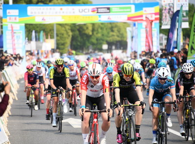 2019 UCI Women's World Tour (Tour of Chongming Island)
