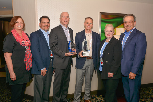 ATS Presents Digi-Key with 2018 Distributor of the Year Award