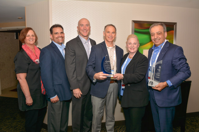 ATS Presents Digi-Key with the Excellence Award 2018