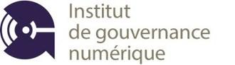 Logo : Institut de gouvernance numérique (Groupe CNW/Institut de gouvernance numérique)