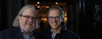 Director Bill Haney and Nobel Prize Winner Dr. James Allison