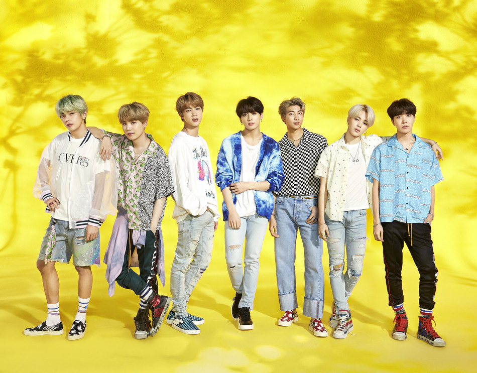 BTS 'Lights/Boy With Luv' Brand New Japanese Digital Single Available July 3 Followed By CD single July 5 In The U.S.