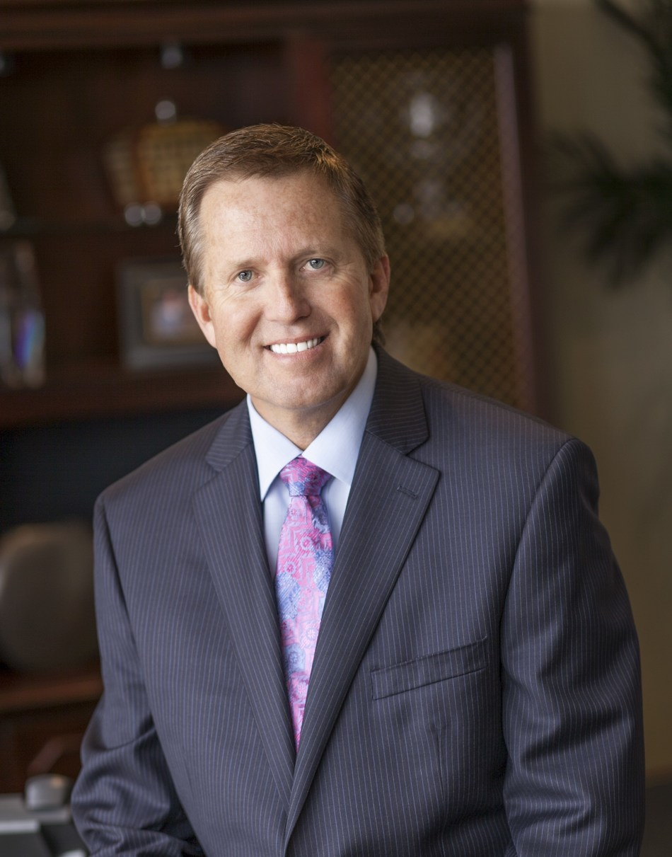 Ron Hinson, President and CEO