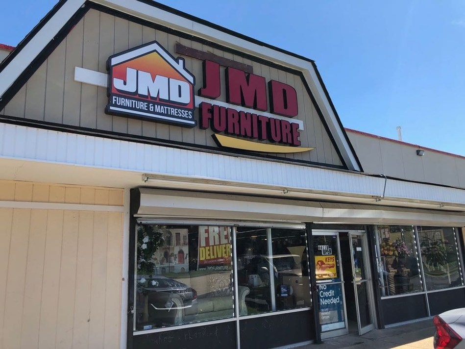 Jmd Furniture Donates 1 000 Worth Of Furniture To Hillcrest Heights
