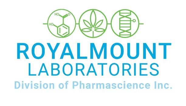 Logo: Royalmount Laboratories (CNW Group/Pharmascience Inc.)