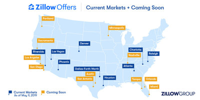 Zillow Offers Coming to Austin, Los Angeles, Sacramento, San Antonio on zestimate zillow home search, zillow satellite maps search, zillow new home search, zillow rental search, zillow property search,