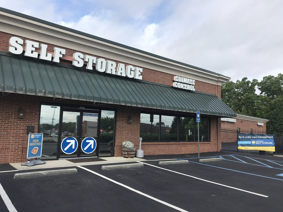 Compass Self Storage has acquired their 89th location in Buford, GA.