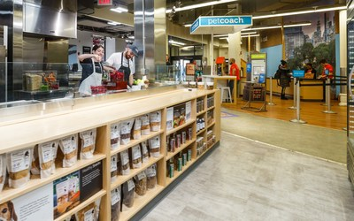 JustFoodForDogs Opens First In-Store Kitchen in Petco's