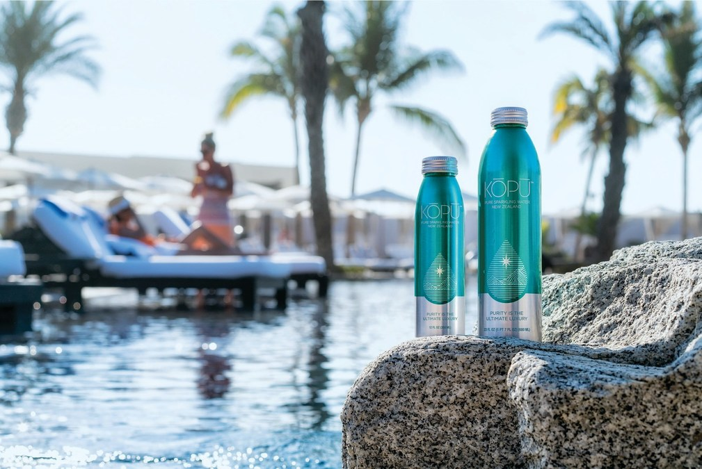 KOPU Sparkling Water Welcomes Jason Momoa And Liquid Death To