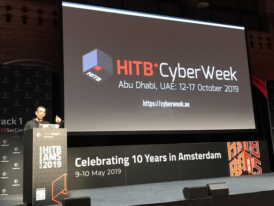 HITB+Cyberweek