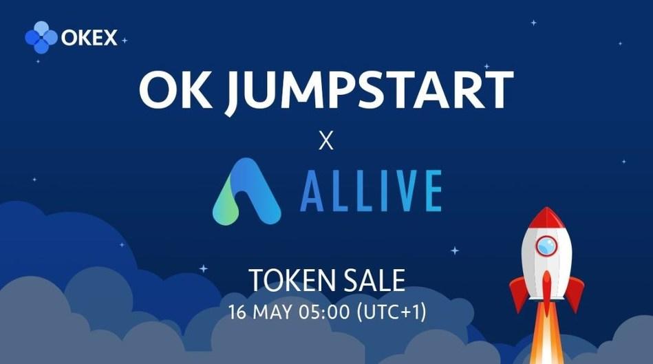 OK Jumpstart Set to Launch 2nd Token Sale for ALLIVE (ALV) Next Week