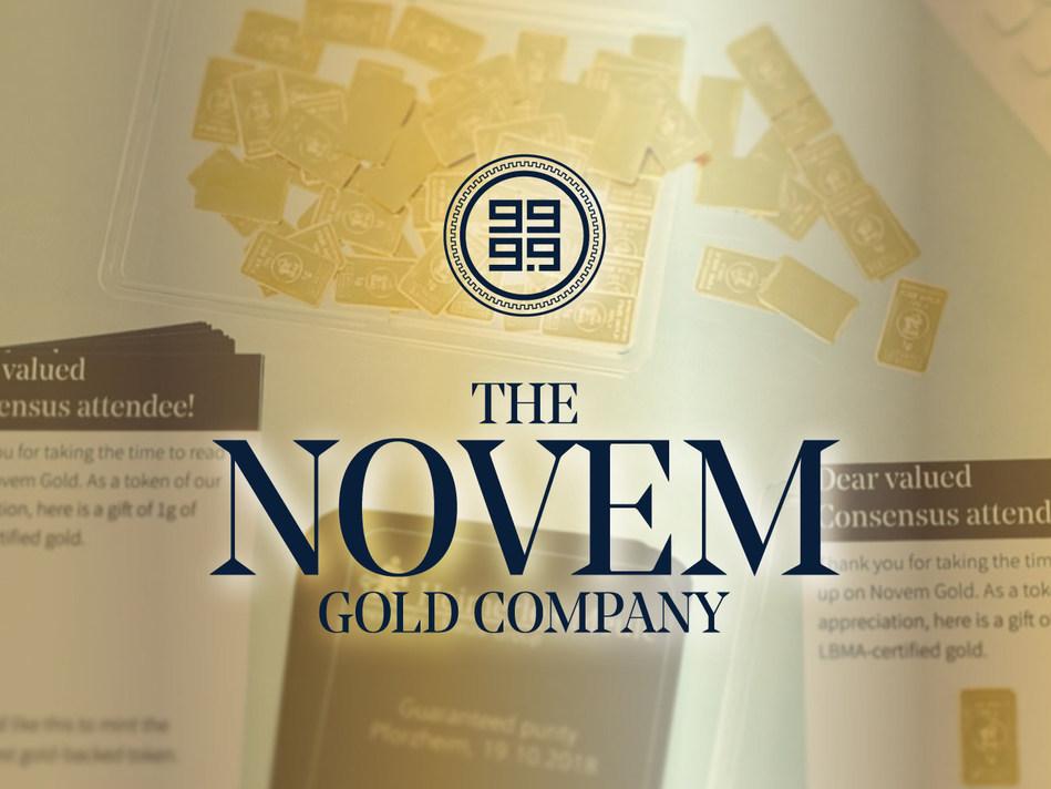 Novem 1kg Gold Giveaway at Consensus 2019 NYC