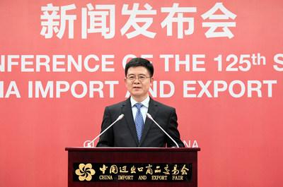 La edición 125 de la Feria de Cantón dio la bienvenida a 195.000 compradores y cerró con un volumen de negocios que alcanzó los US$29.730 millones (PRNewsfoto/Canton Fair)