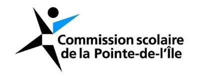 Logo : Commission scolaire de la Pointe-de-l'Île (Groupe CNW/Commission scolaire de la Pointe-de-l'Ile)