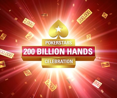 PokerStars has dealt more hands than any other online poker room