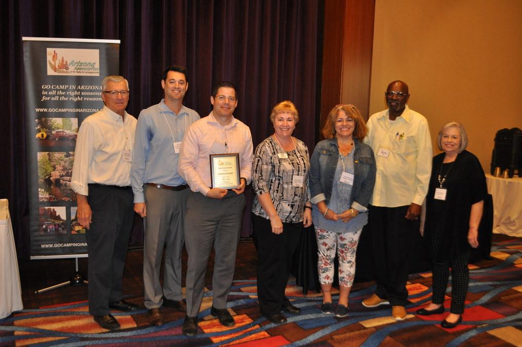 Tucson S Voyager Rv Resort Named 2019 Arizona Arvc Mega