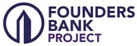 Founders Bank project logo (PRNewsfoto/Founders Bank project)