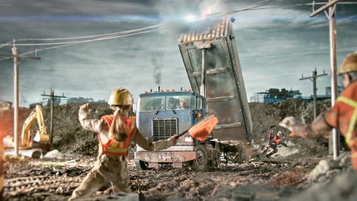Electrical Safety Authority Reminds Ontarians to Stay Safe Around Powerlines (CNW Group/Electrical Safety Authority)