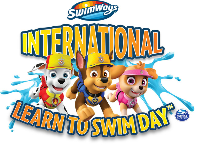 Swimways Encourages Families To Make Water Safety a Priority As Its International Learn to Swim Day™ Program Approaches