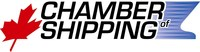 Chamber of Shipping Logo (CNW Group/Chamber of Shipping)