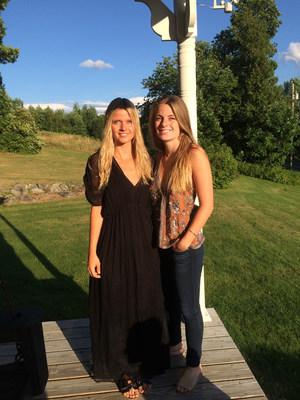 Amelia & Julia Haney - sisters & co-founders, Thalia Magazine